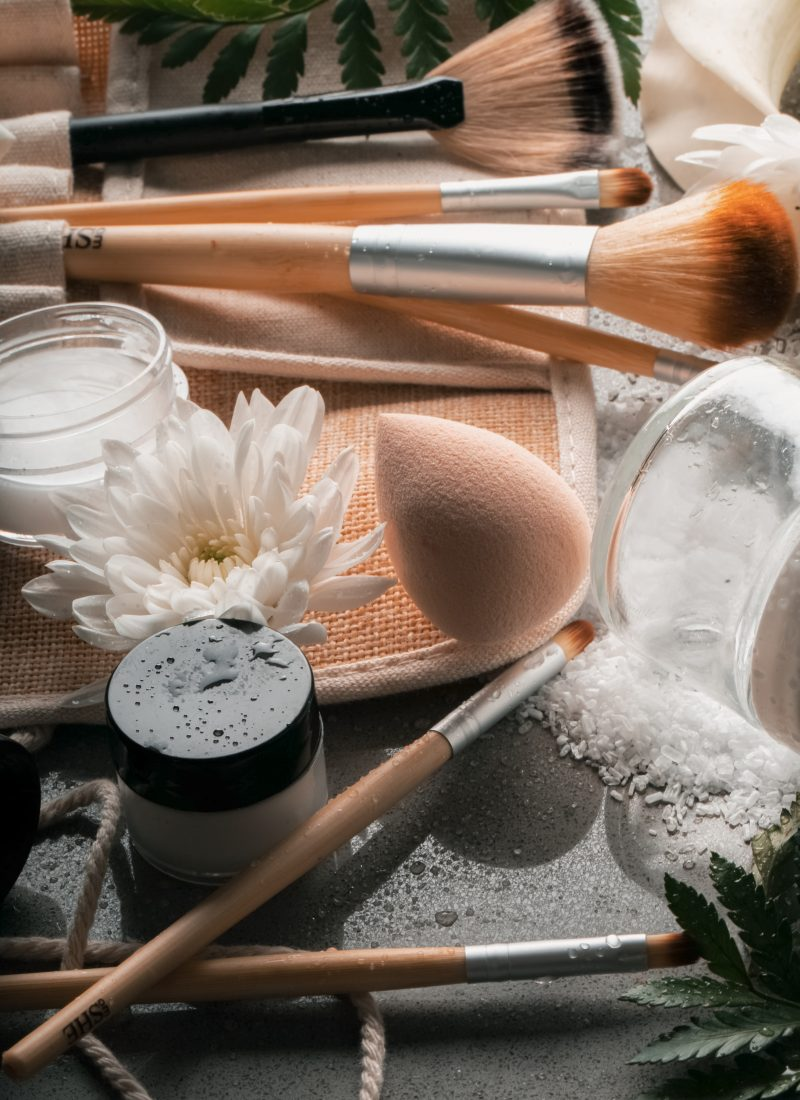 How to Wash Beauty Blenders and Makeup Sponges
