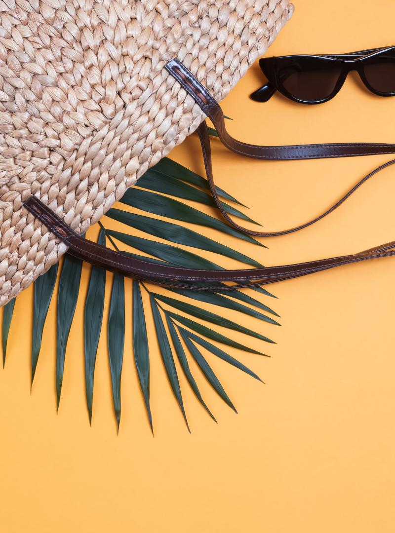 Beach Bag Beauty Essentials