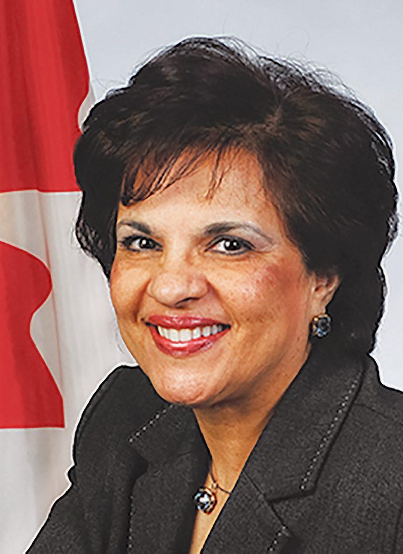 Pursuit 365 Day 264: Senator Mobina Jaffer